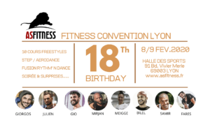 CONVENTION FITNESS ASF LYON